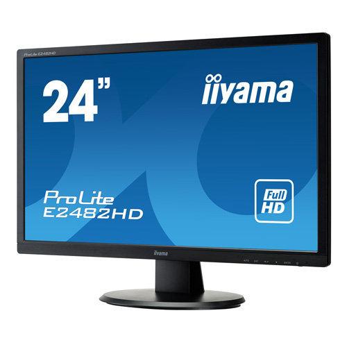 """Monitor LED 24"""" IIyama Prolite E2482HD-B1"""
