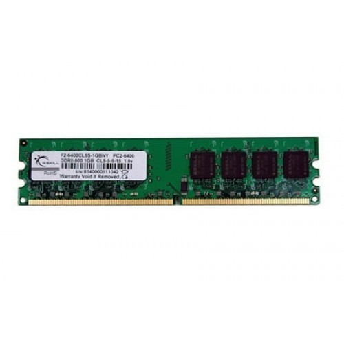 RAM DDR2 G.Skill Value F2-6400CL5S-1GBNT