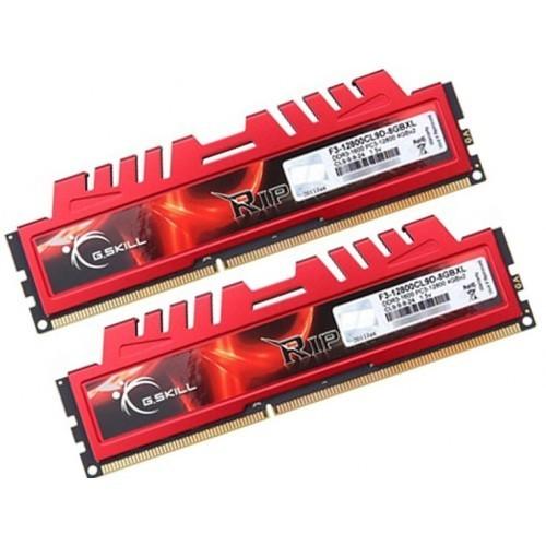 RAM DDR3 G.Skill RipjawsX F3-12800CL9D-8GBXL