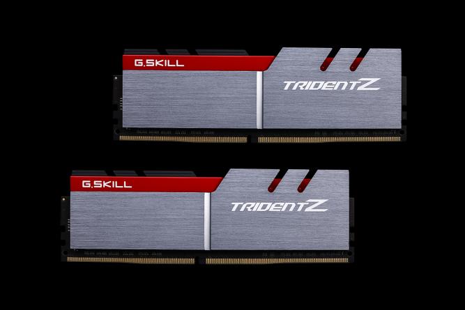 RAM G.Skill DDR4 Trident Z F4-3000C14D-16GTZ
