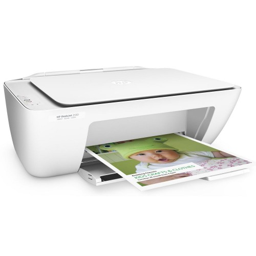 Stampante Multifunzione Inkjet HP Deskjet 2130 All-in-One F5S40B#BHB