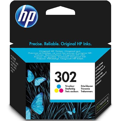 Cartucce Inchiostro inkjet HP 302 Colori