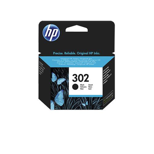 Cartuccia inchiostro HP 302 Nero