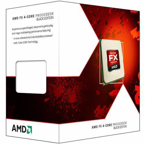 CPU Processore AMD Desktop FX-4300 Socket AM3+ Box