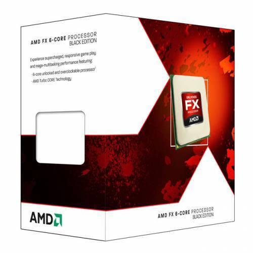 CPU Processore AMD Desktop FX-6300 Socket AM3+ Box