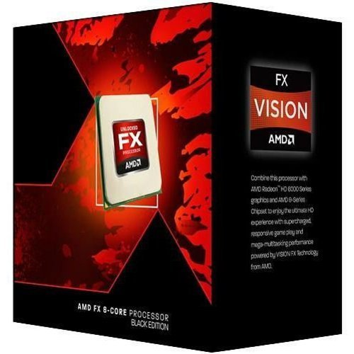 CPU Processore AMD Desktop FX-8370 Socket AM3+ Box