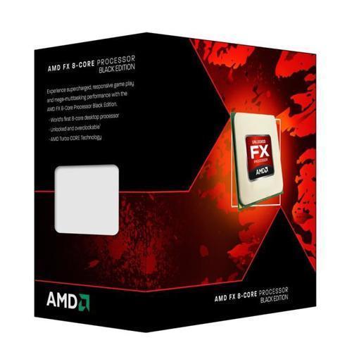 CPU Processore AMD Desktop FX-9590 Socket AM3+ Box