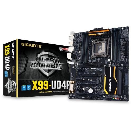 Scheda Madre Gigabyte X99-UD4P