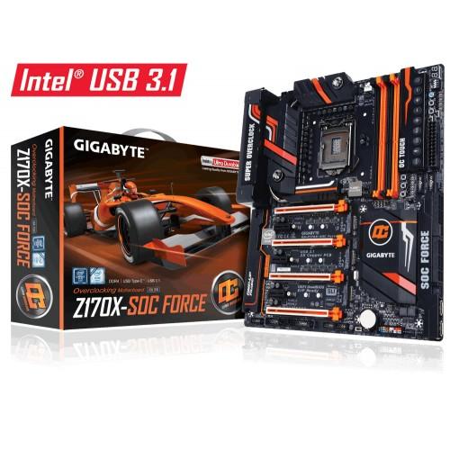 Scheda Madre Gigabyte GA-Z170X