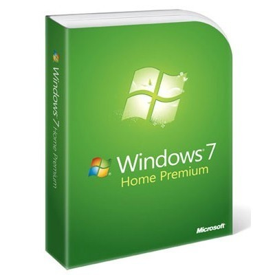 Microsoft Windows 7 Home Premium 64 bit OEM