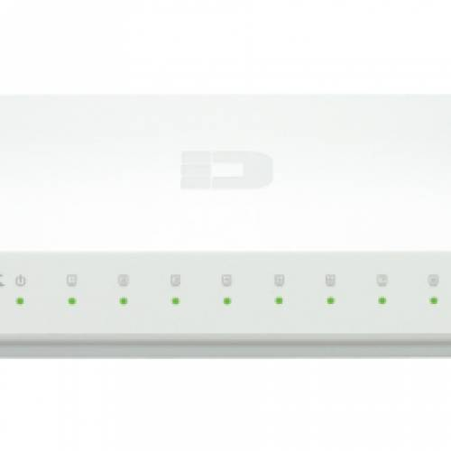 D-Link Switch di rete GO-SW-8E
