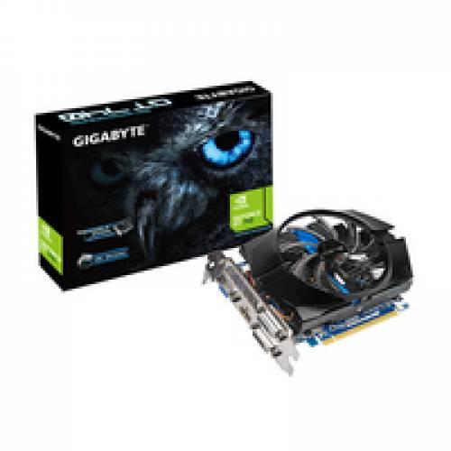 Scheda Video Gigabyte GT 740 GV-N740D5OC-2GI