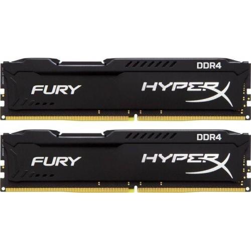 RAM DDR3 Kingston HyperX Fury Black HX421C14FB2K2/16