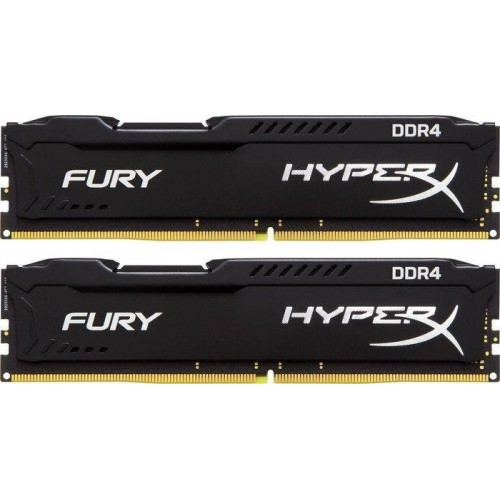 RAM DDR4 Kingston HyperX Fury 16GB HX421C14FBK2/16