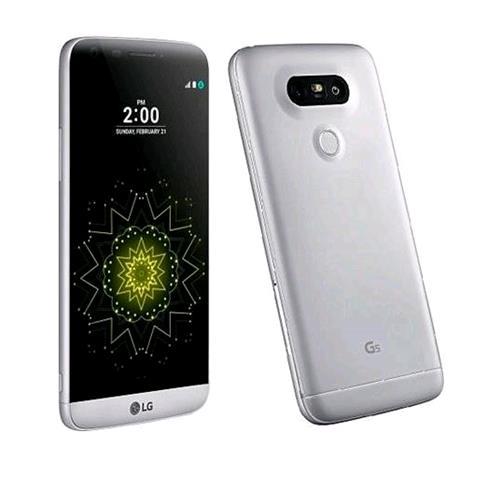 LG H850 G5 32GB Silver LGH850.AITASV