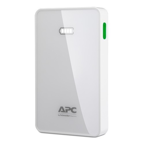 Power Bank APC 5000mAh Bianco