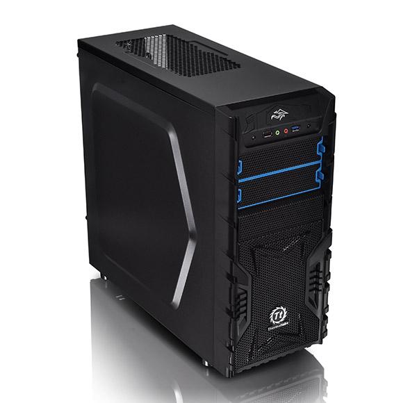 Computer Assemblato Per Uso Domestico Casa Work AMD