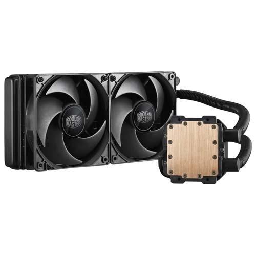 Dissipatore A Liquido Per CPU Cooler Master Nepton 240M