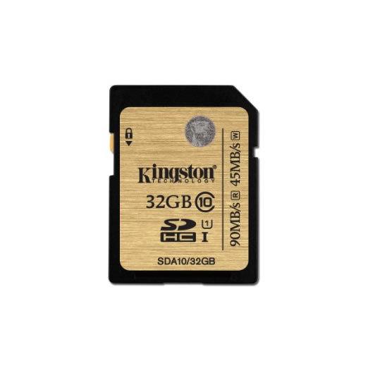 Flash Memory Card Kingston Ultimate SDA10/32GB