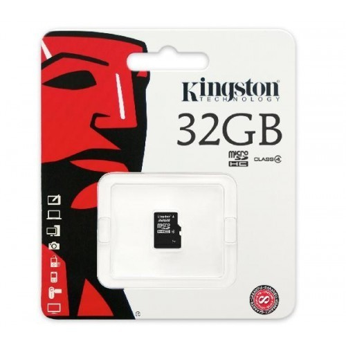 Flash Memory Card Kingston SDC10G2/32GBSP