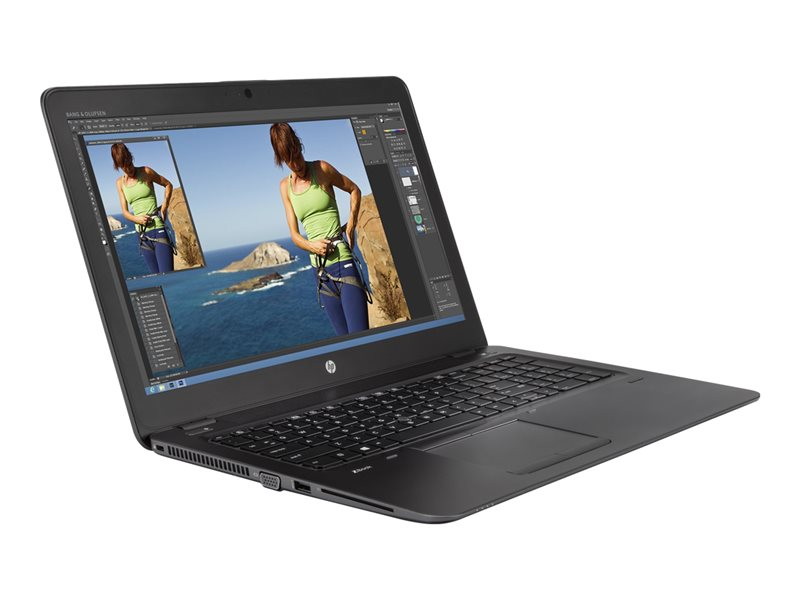 Notebook HP ZBook 15u G3 Mobile Workstation T7W10EA#ABZ