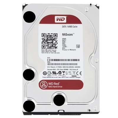 Western Digital Red Hard Disk per NAS WD10EFRX