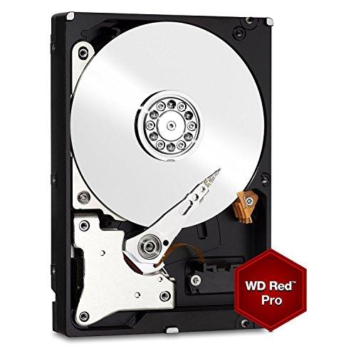 Hard Disk Western Digital Red Pro 4TB WD4001FFSX