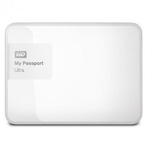 Hard Disk Esterno WD My Passport Ultra 3TB USB3.0 Bianco