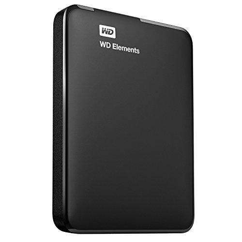 Hard Disk Esterno WD Elements Portable 2TB  WDBU6Y0020BBK-EESN