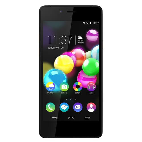 Smartphone Wiko Higway Pure Balck Gold