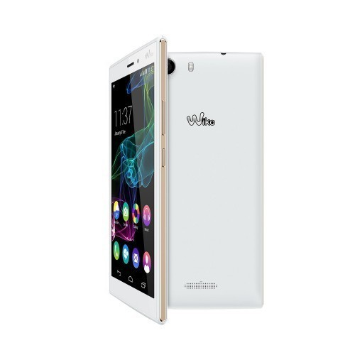 Smartphone Wiko Ridge White Gold