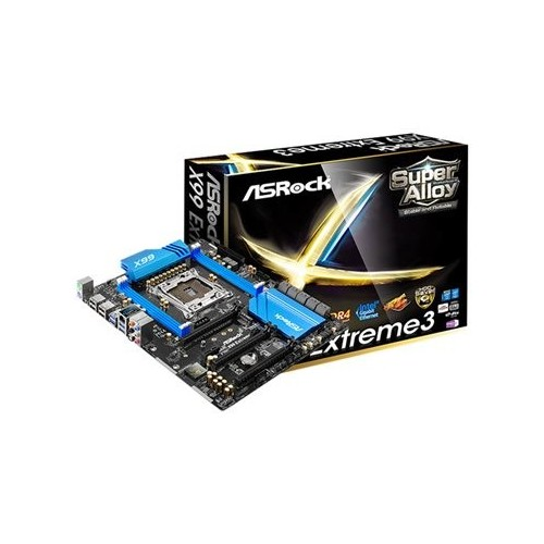 Scheda Madre Asrock X99 EXTREME3