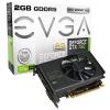 Scheda Video EVGA GTX 750 2GB Superclocked 02G-P4-2754-KR