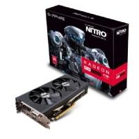 Scheda video Sapphire NITRO+ Radeon RX 480 4G GDDR5 11260-02-20G