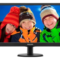 Monitor Philips V-line 223V5LSB - 223V5LSB/00