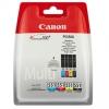 Cartucce Inchiostro Canon Multipack C/M/Y/BK 6509B008