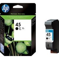 Ink HP 45 Nero XL 51645AE