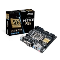 Scheda madre ASUS H110I-PLUS 90MB0PX0-M0EAY0