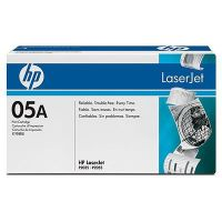 Toner HP LaserJet CE505A