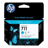 Cartuccia Ink HP 711 3X Ciano CZ134A