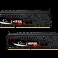 RAM DDR3 G.Skill Sniper F3-10666CL9D-8GBSR