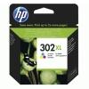 Cartucce Inchiostro Inkjet HP 302XL Colori