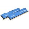 RAM DDR3 Kingston HyperX Fury Blue HX313C9FK2/16