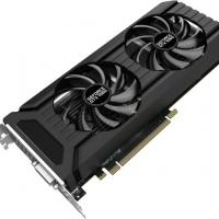 Scheda Video Palit GeForce® GTX 1060 Dual 3GB NE51060015F9D