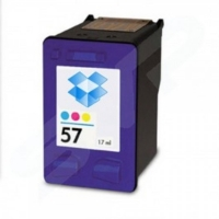 Ink HP Compatibile Colore N 57