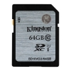 Flash Memory Card Kingston SD10VG2/64GB