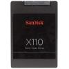 SSD SanDisk X110 256GB SD6SB1M-256G-1022I