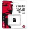 Flash Memory Card Kingston SDC10G2/16GBSP