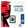 Flash Memory Card Kingston SDC4/4GBSP