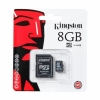 Flash Memory Card Kingston SDC4/8GB